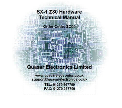 Z80 Hardware Technical Manual CD-ROM