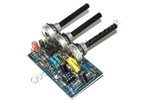 Spring Reverberation Driver Kit