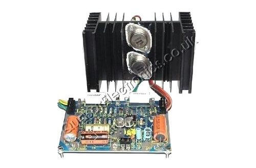 60 Watt Hi-Fi Audio Amplifier Kit (2N3055)