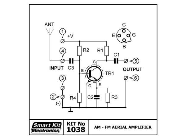 AM / FM Aerial Amplifier