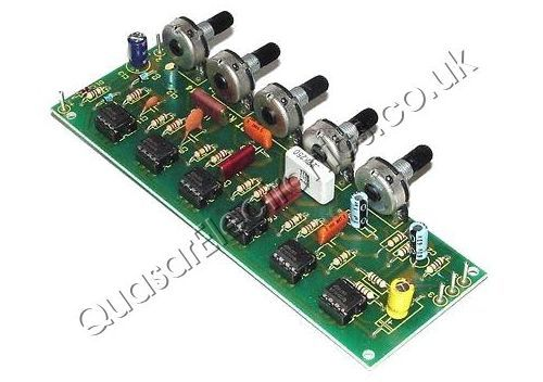 5 Band Graphic Equaliser | Smart Kit 1044