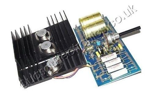 Stabilised Heavy Duty RF Power Supply | 8-20Vdc 8 Amp | Smart Kit 1056