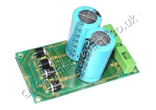 +/- 40Vdc, 8A Power Amplifier Supply
