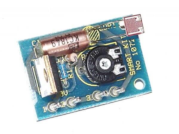 Automatic Mains Light Switch