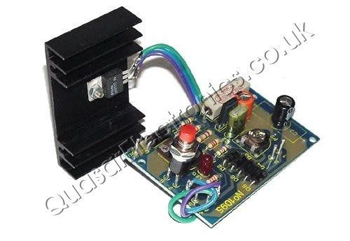 Lead-Acid Battery Trickle Charger Kit