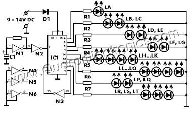 led sweet heart smart kit 1104 rh quasarelectronics co uk Logic Circuit Diagram Arduino Circuit Diagram