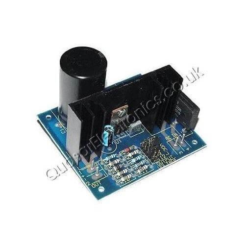 3V-4 5V-6V-9V-12Vdc, 1 5A Stabilised Power Supply Kit