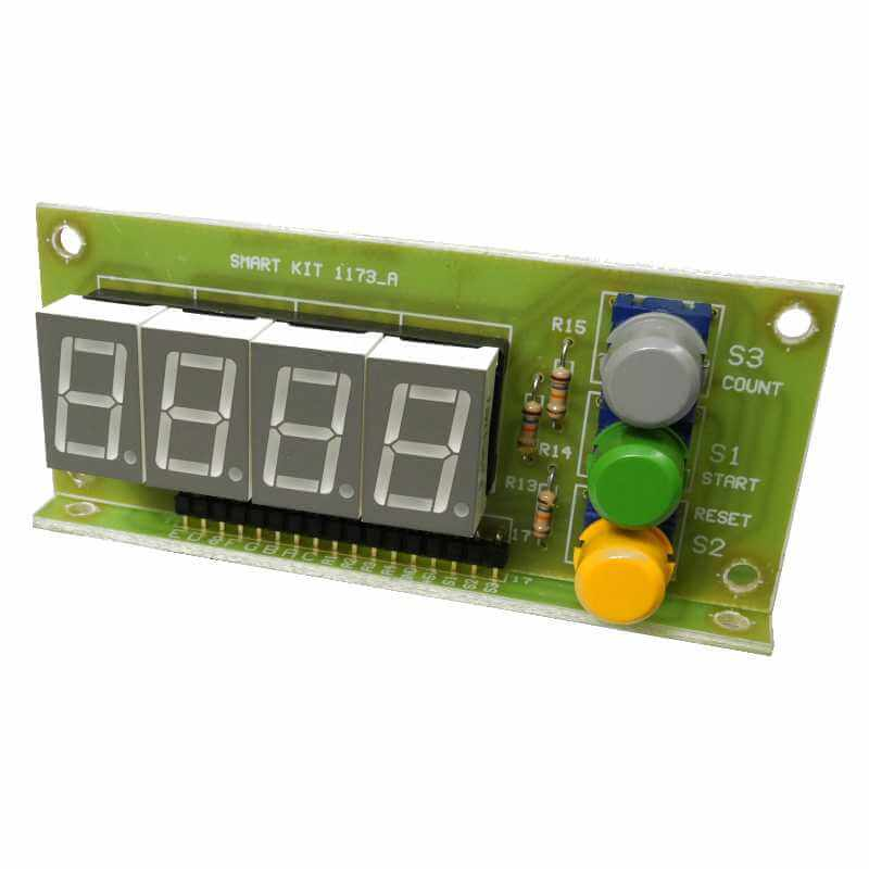 Digital Countdown Timer | 99 Minute - 999.9 Seconds | Smart Kit 1173