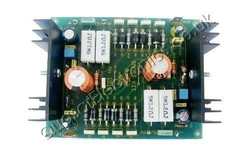 +/- 9 to 24V, 1A Audiophile Dual Polarity Power Supply Kit