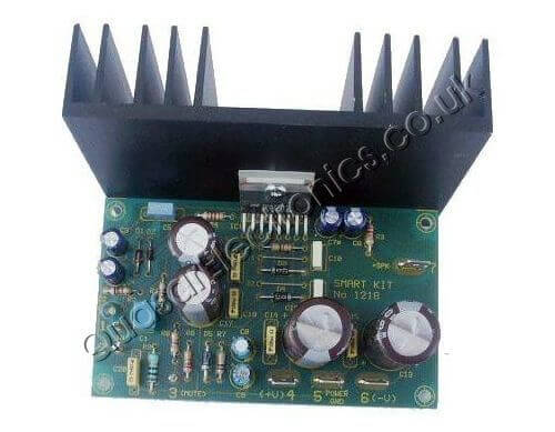 75 Watt Mono Audiophile Audio Amplifier Kit (TDA7294)