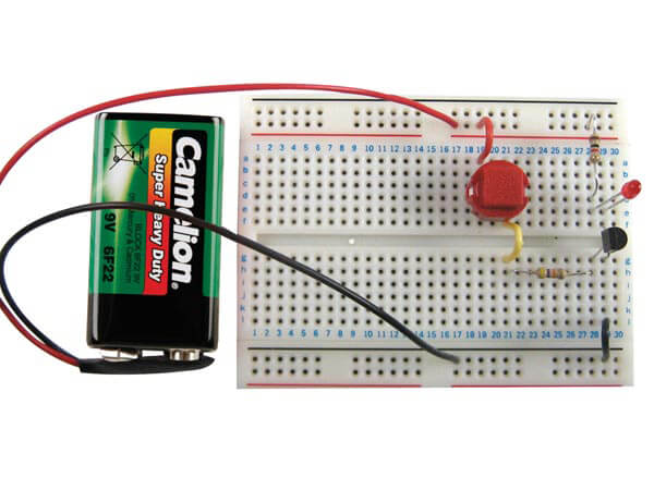 Solderless Electronic Starter Kit