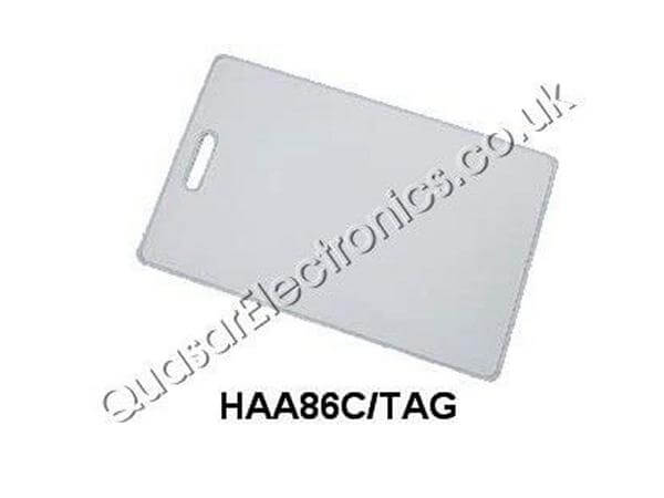 Velleman HAA86C/TAG Access card for MK179 and VM179 | Quasar UK
