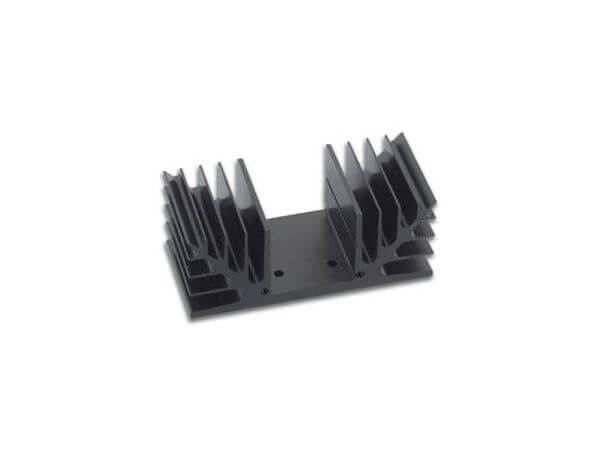 8835/40 Heatsink for Kit K8042 (Pre-Drilled)