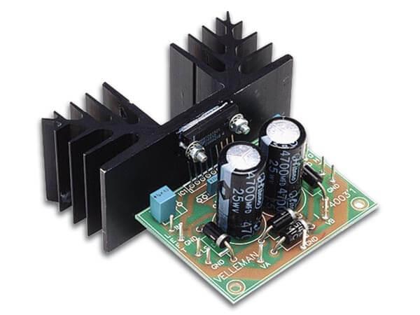 2 x 30W Audio Power Amplifier Electronic Kit (TDA2616)