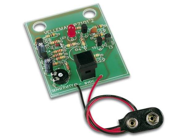 Mains Voltage Detector Electronic Kit