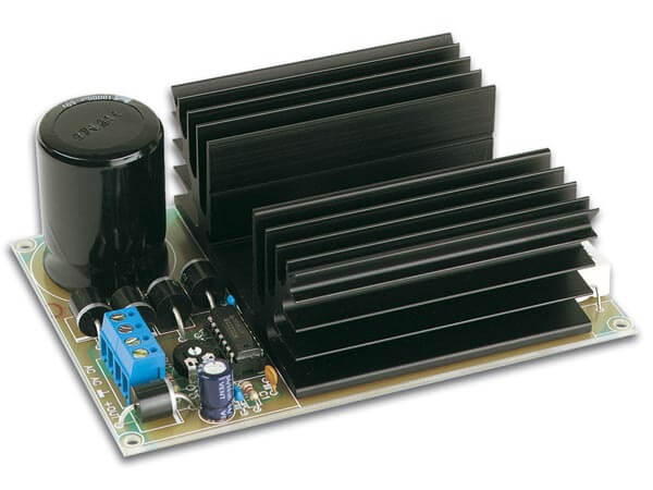 3-30V, 3A Power Supply Electronic Kit