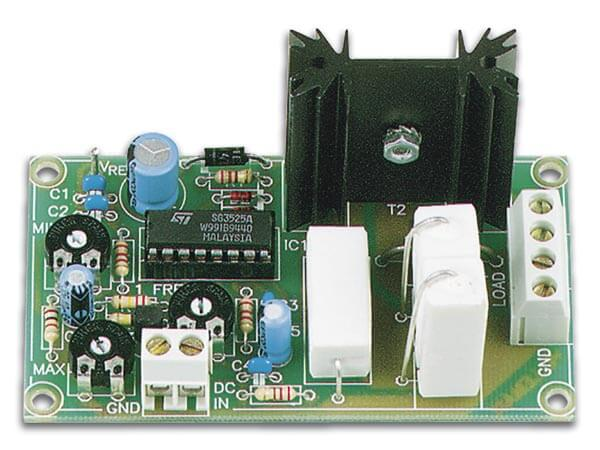 DC To Pulse Width Modulator Electronic Kit