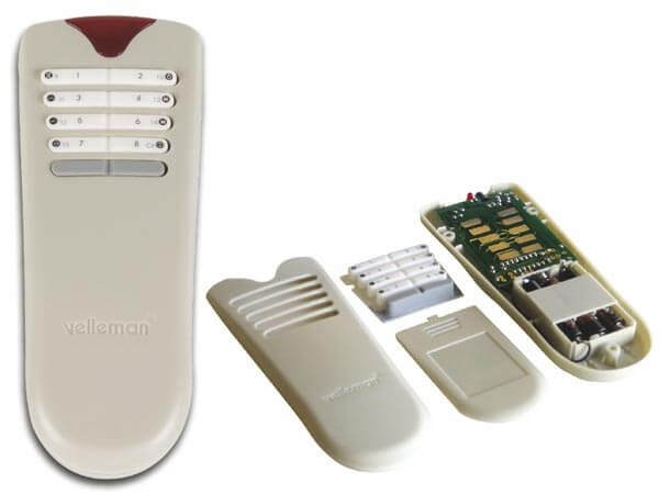 15-Channel IR Transmitter Electronic Kit