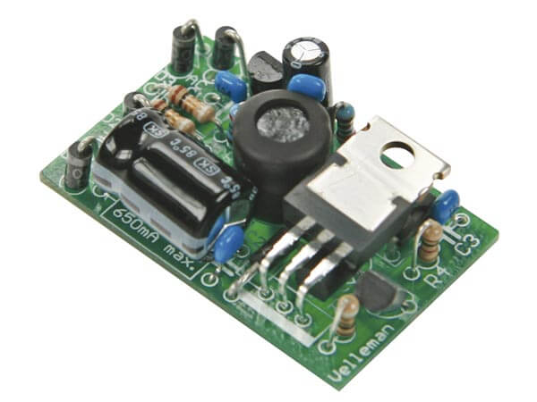1W/3W High Power Constant Current LED Driver Electronic Kit