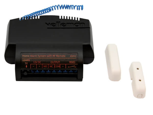 Home Alarm Kit with RF Receiver