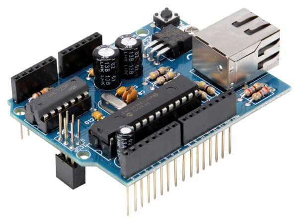 Ethernet Shield Kit for Arduino UNO
