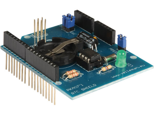 RTC Shield Kit for Arduino UNO