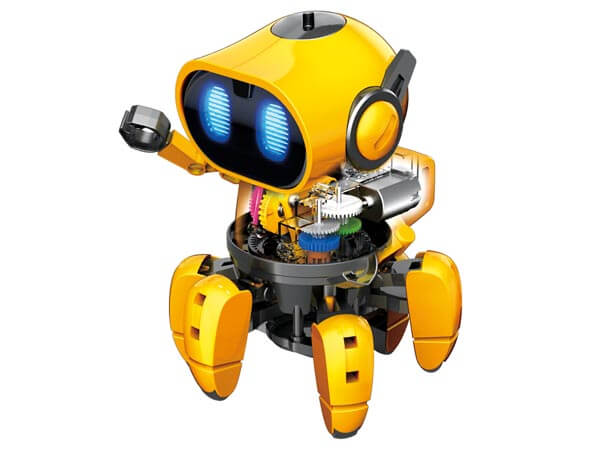 Tobbie The Robot (Construction Kit)