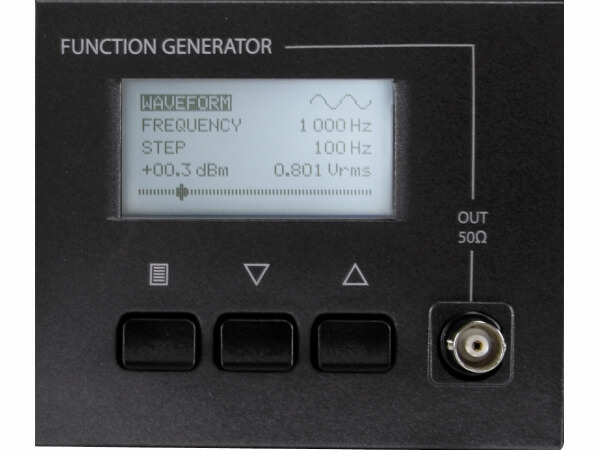 3-in-1 LAB Unit (Scope - Function Generator - Power supply)
