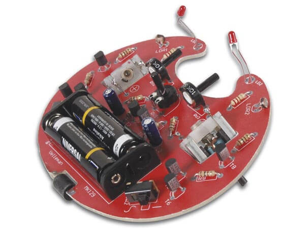 Crawling Microbug Electronic Kit