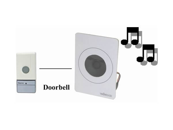 Ding Dong Door Chime Electronic Kit