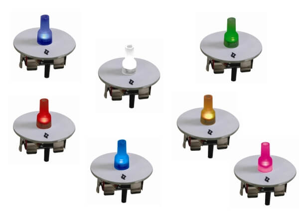 Electronic RGB LED Candle Electronic Kit