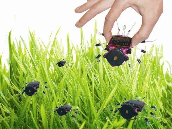 Solar Bug Electronic Kit
