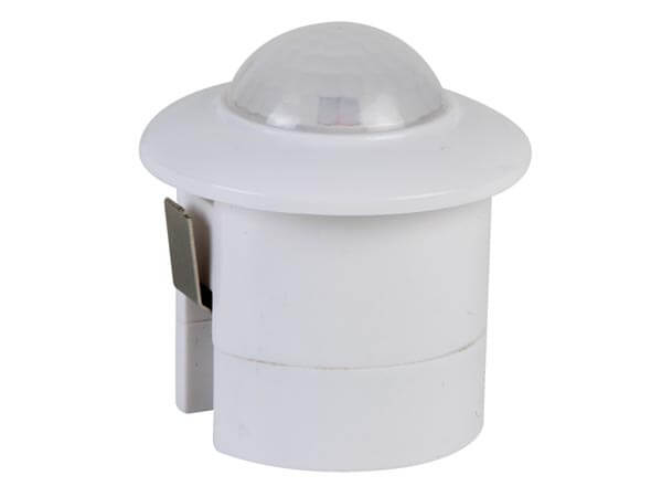 240Vac PIR Motion Detector 28mmØ - Build In