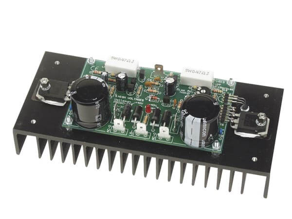 200W Discrete Mono Audio Power Amplifier Module