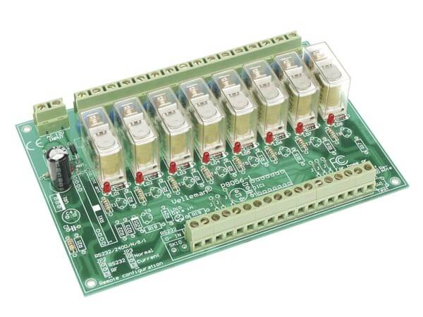 8-Channel Relay Card Module