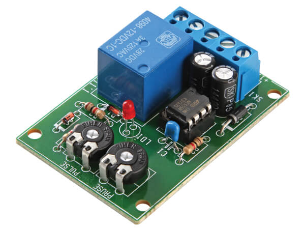 Interval Timer Module (0.5 - 60 Second)