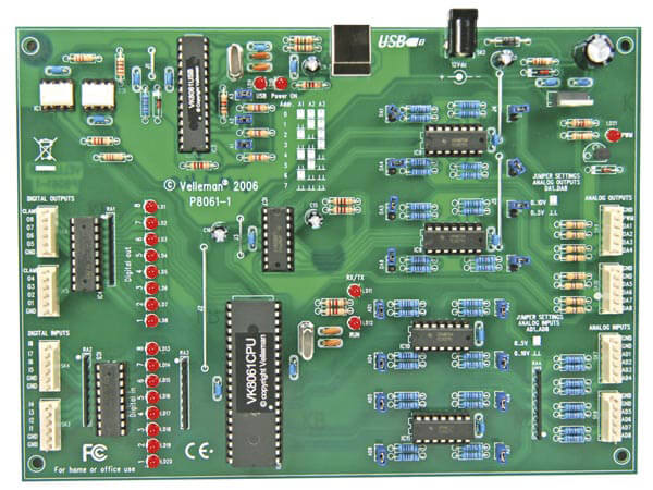Extended USB Interface Board Module