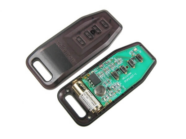 4-Channel RF Remote Control Transmitter