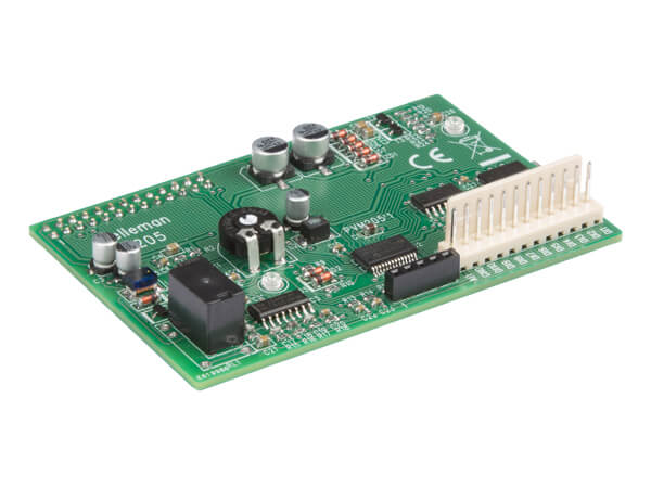 ASSEMBLED Oscilloscope And Logic Analyzer Shield For Raspberry Pi