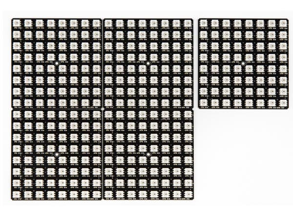 64 LED RGB Matrix Module
