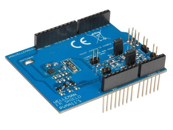 Assembled FM Radio Shield Module for Arduino Board