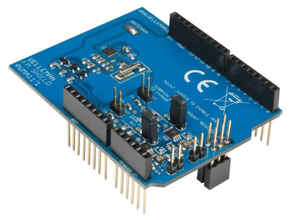 Assembled FM Radio Shield Module for Arduino® Board