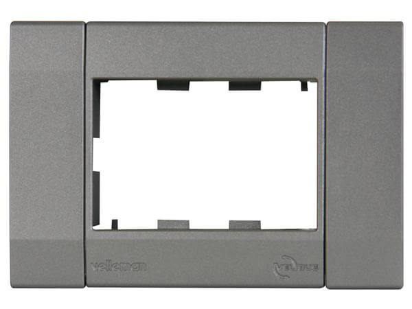 Frame and Side Cover (Dark Grey)
