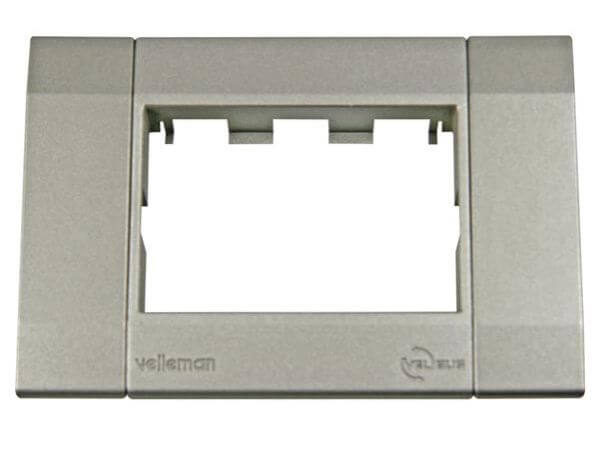 Frame and Side Cover (Light Grey)