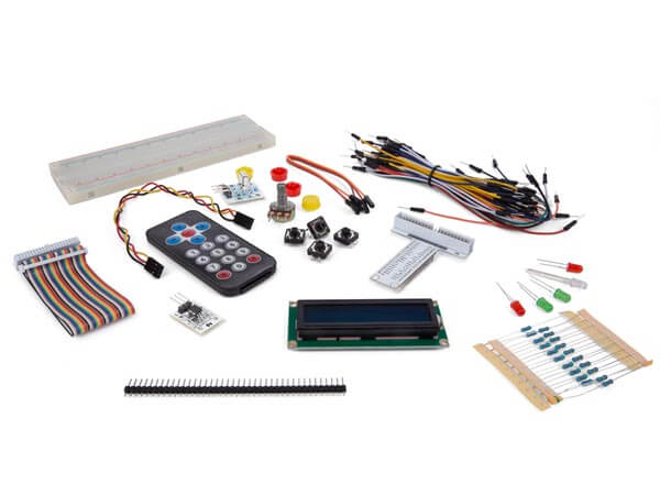 Raspberry Pi Electronic Parts Pack