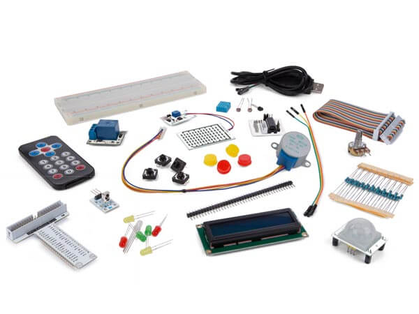 Raspberry Pi Projects DIY Kit