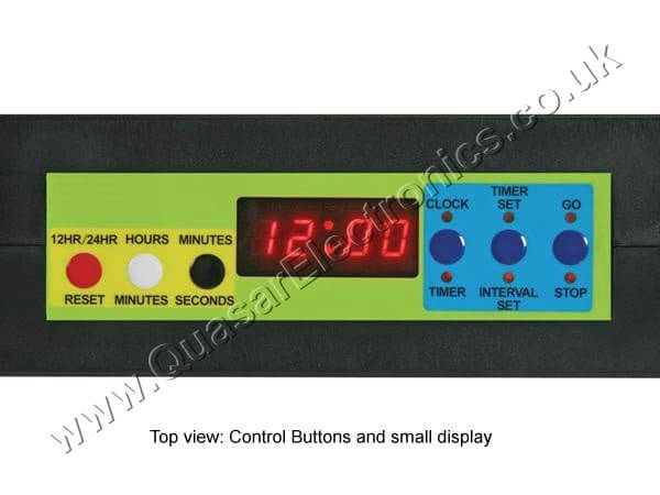 Large Display Digital Timer - Chrono - Clock