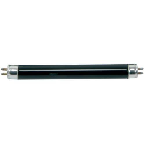 Black Light Mini Tube, 6W 212mm F6T5