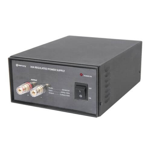 30A, 13.8Vdc Switch-Mode Bench Top Power Supply