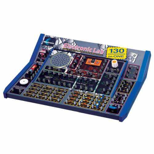 130 in 1 Electronic Projects Lab Kit (MX-906)